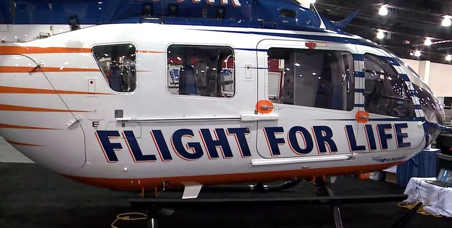 Flight For Life Burlington base; part of expansion in SE Wisconsin
