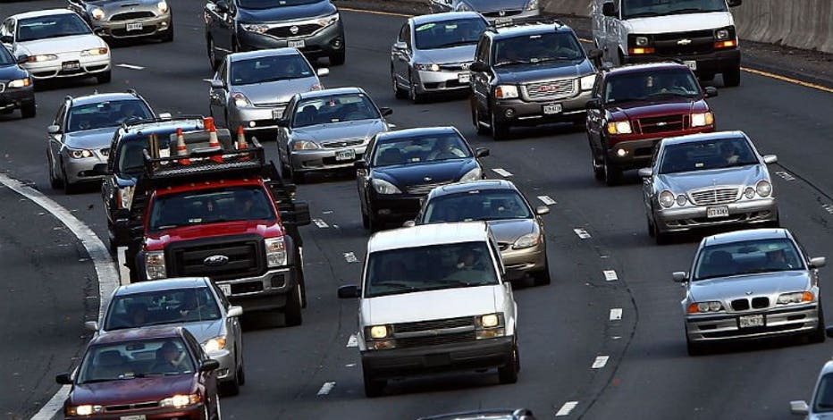 Passenger vehicle travel rebounds to pre-pandemic levels