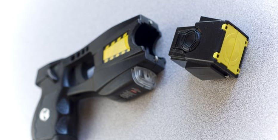 WI officers start with 6 hours of Taser training, annual refresher