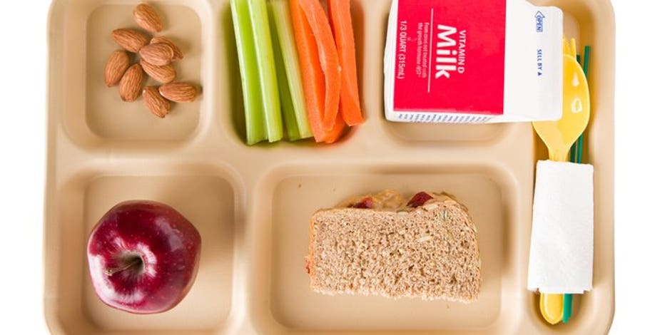Demand for school meals in Wisconsin drops during pandemic