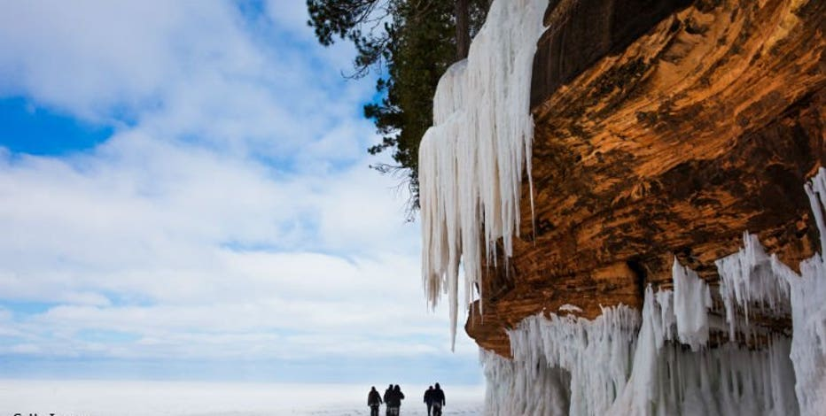 Apostle Islands ice caves are no-go again this year