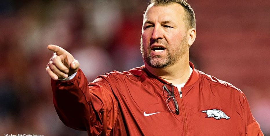 Illinois hires Bielema as coach to lift struggling program
