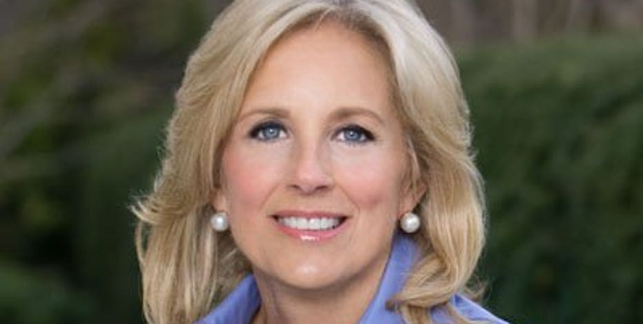 Jill Biden holds virtual 'Back to School Tour' stop in Green Bay