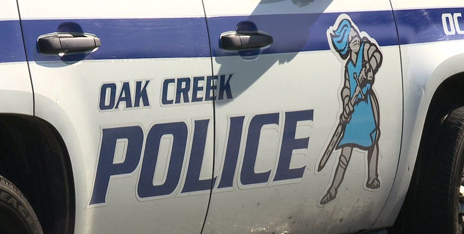 Shooting in Oak Creek; man wounded, suspects sought
