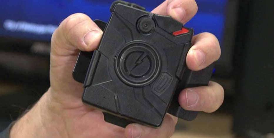 Data released on use of body-worn cams, dashcams by law enforcement