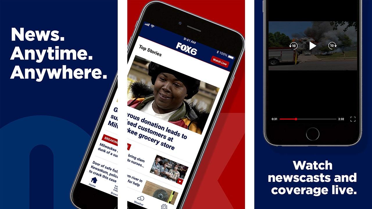 Download the FOX6 News app