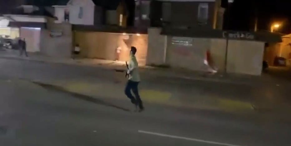 Man shot during Kenosha protest still remembers screams