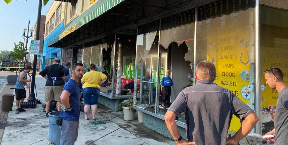 Volunteers needed to clean up after unrest in downtown Kenosha
