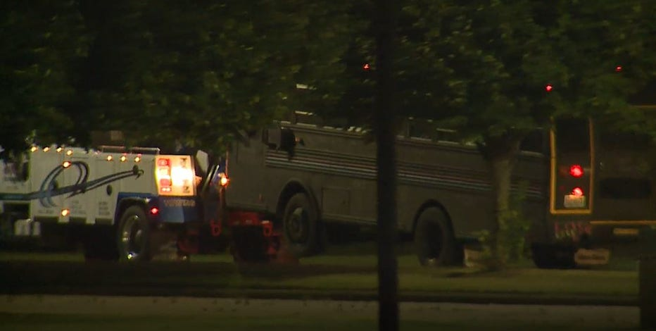 9 arrested after 'suspicious vehicles with out-of-state plates' stopped on 4th night of protests in Kenosha