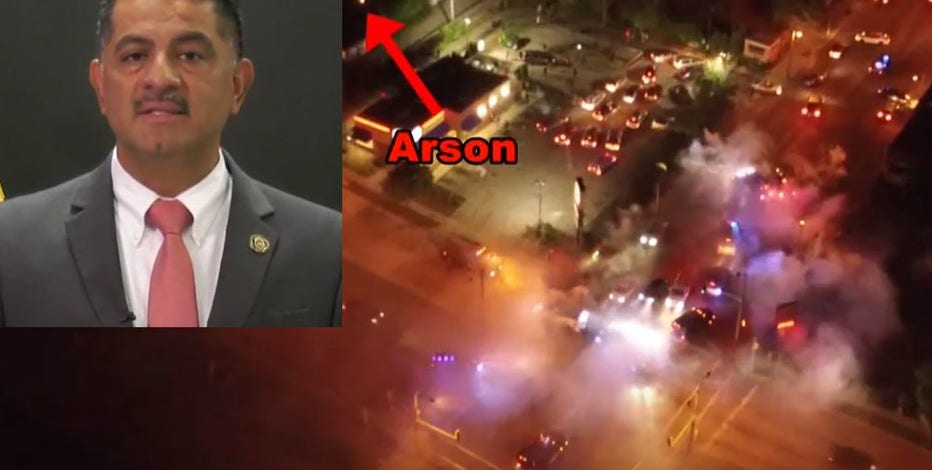 In response to FPC directive, MPD releases video detailing use of tear gas during 6 'civil disturbances'