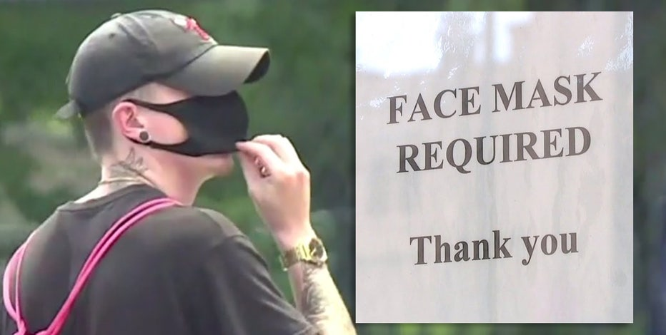 Wisconsin's mask mandate takes effect, met with mixed opinions