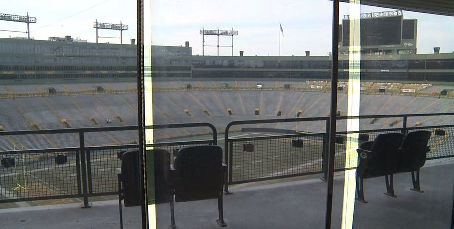 Packers vs. Rams playoff game at Lambeau Field sold out