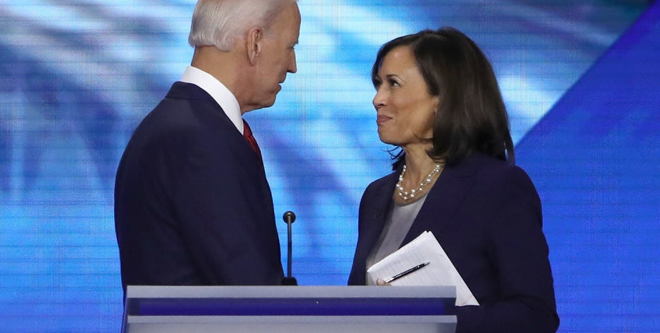 1st Black woman on major party ticket: Joe Biden picks Kamala Harris as VP