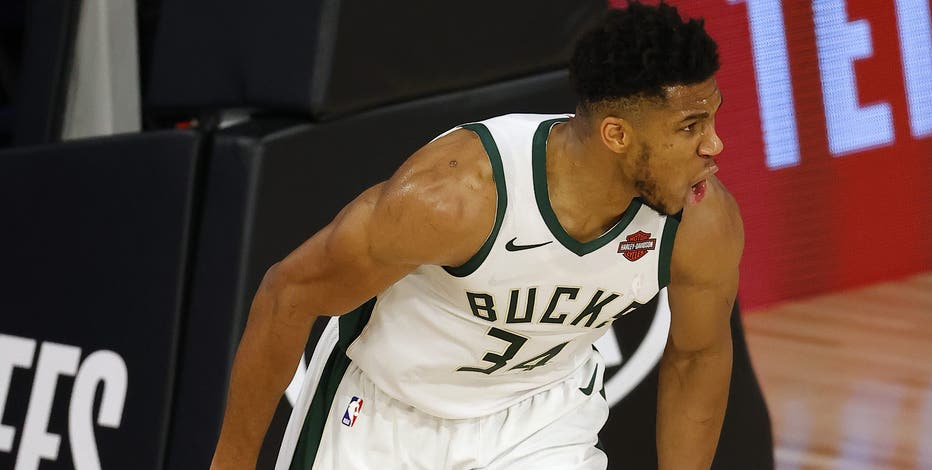 Antetokounmpo named NBA All-Star Game starter for 5th straight year