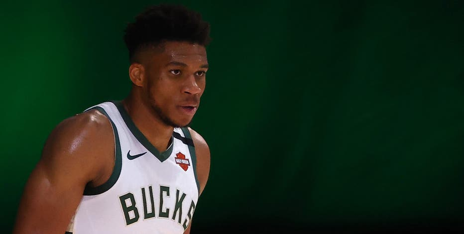 Giannis among TIME's '100 Most Influential People of 2020'