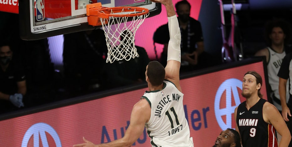 Bucks' Brook Lopez commits $25K to 'Blocks for Books'