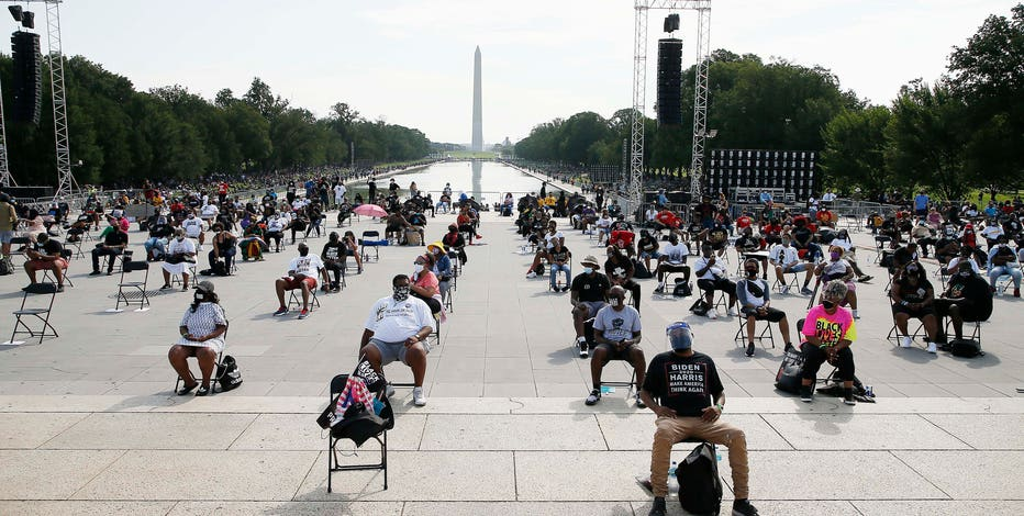 'How dare we not vote?' Black voters organize after March on Washington commemorations