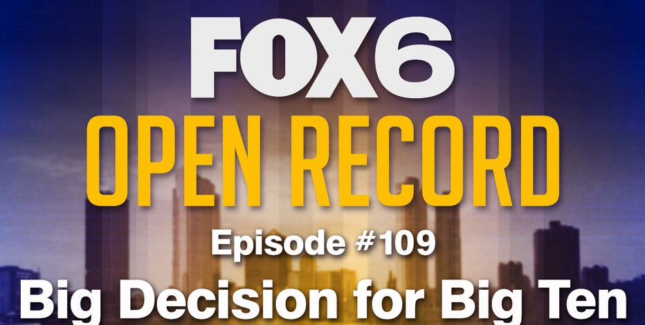 Open Record: Big Decision for Big Ten