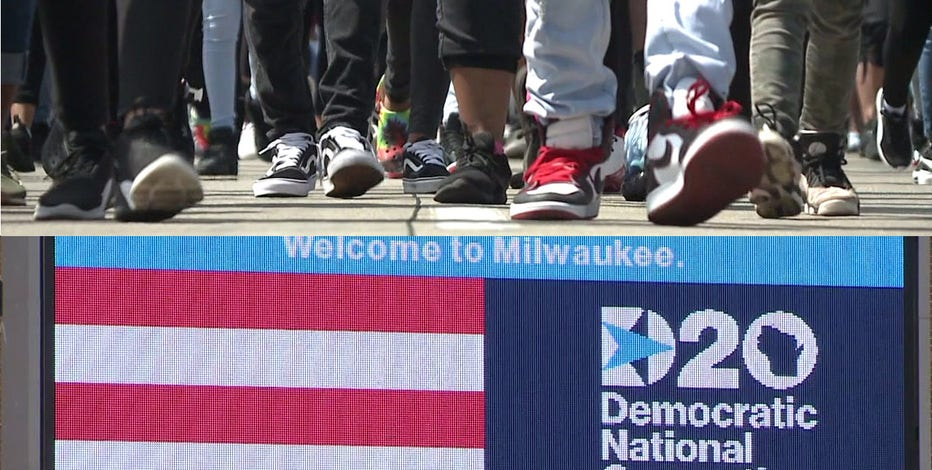 DNC in Milwaukee now almost entirely virtual, but protesters say 'we aren't going to stay home'