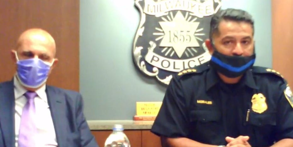 Watch: Chief Morales speaks out ahead of FPC vote on 'dismissal, demotion, licensing, or discipline'