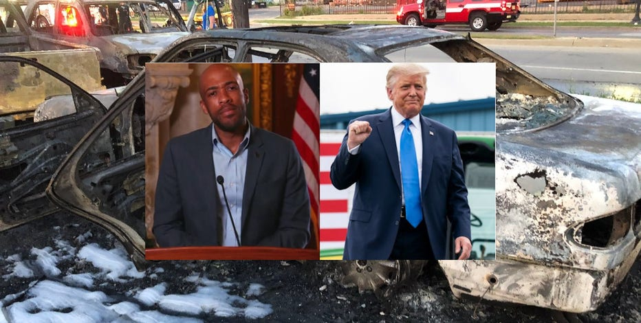 'Don't need that right now,' Wisconsin lieutenant governor says of planned Pres. Trump visit to Kenosha