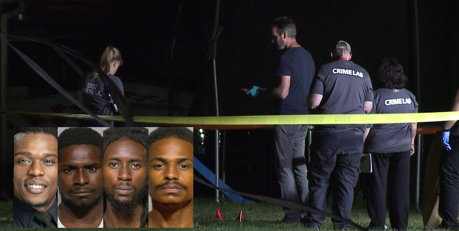 3 charged after Wauwatosa Officer Mensah assaulted, single round from shotgun fired at door