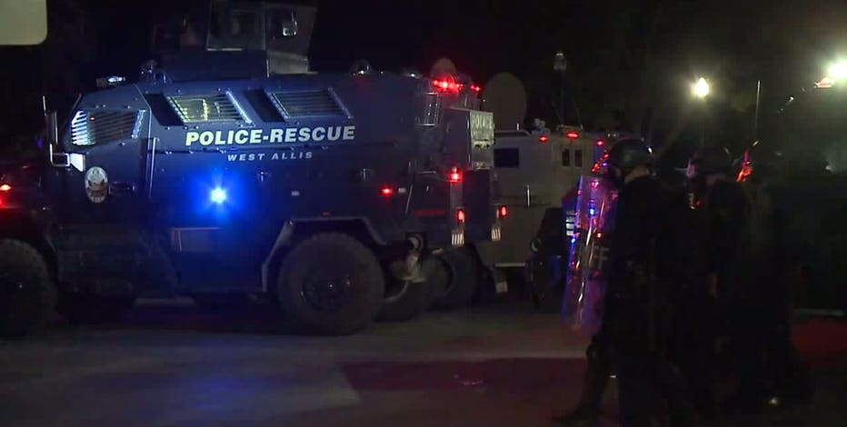 Kenosha County ends curfew; lawsuit filed on behalf of protesters alleges it was unconstitutional