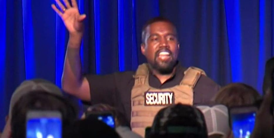 Kanye West won't be on the ballot in November in Wisconsin after WEC vote