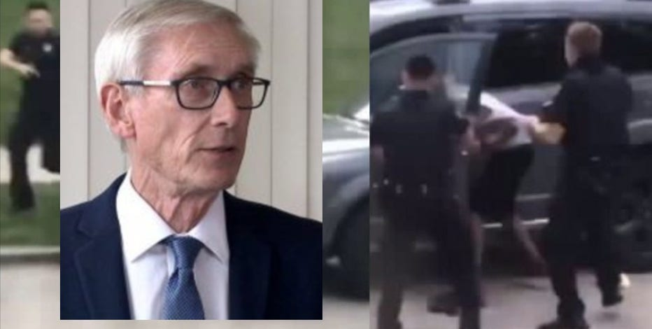 Gov. Evers on Kenosha officer-involved shooting: 'We stand against excessive use of force'