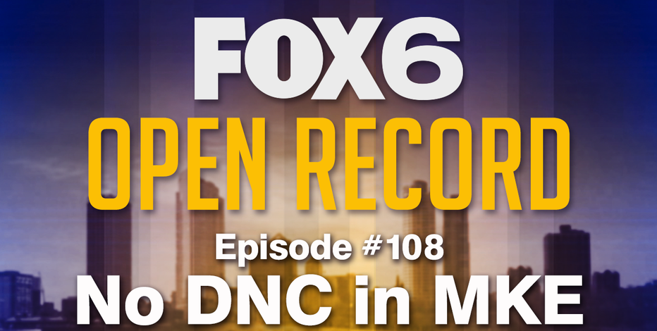 Open Record: No DNC in MKE