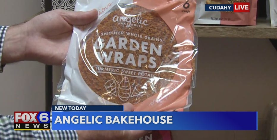 Angelic Bakehouse started their business with a simple mission, to elevate food that their family was eating