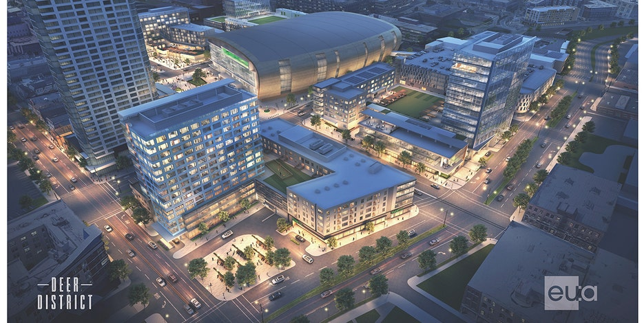 Future hotel to be unveiled in Milwaukee's Deer District
