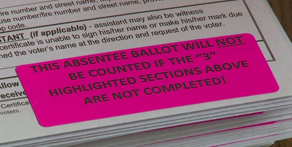Federal appellate judges uphold Wisconsin ballot counting extension