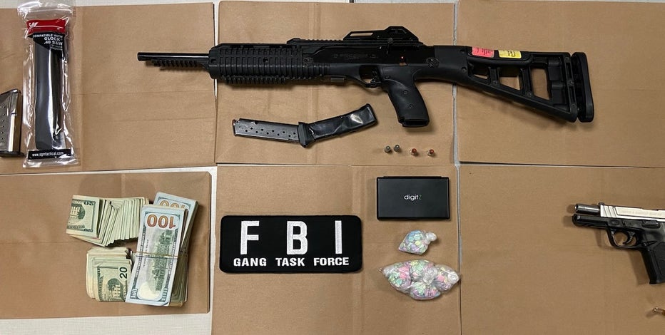 Operation Legend: Feds make new arrest, recover firearms and drugs