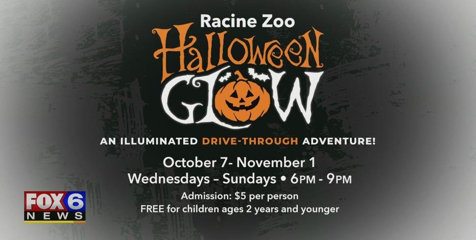From Oktoberfest to Halloween, the Racine Zoo is celebrating the season