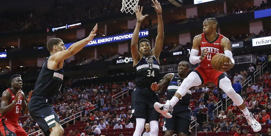 3 Milwaukee Bucks players named to NBA All-Defensive teams