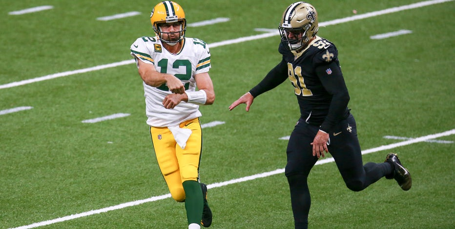SNF: Green Bay Packers 3-0 after win over Saints on the road