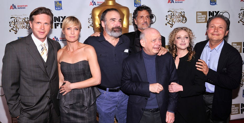 'Princess Bride' cast to reunite for virtual script reading for Democratic Party of Wisconsin