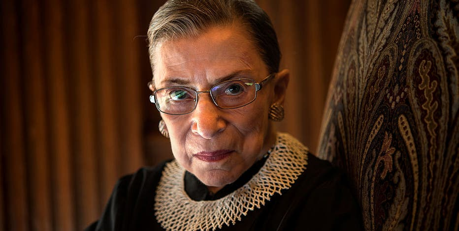 National, state officials share condolences on passing of RBG