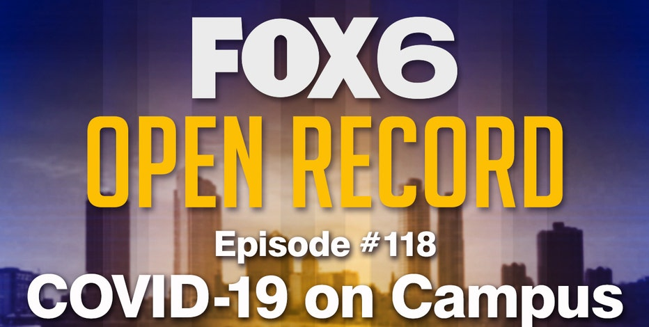 Open Record: COVID-19 on campus