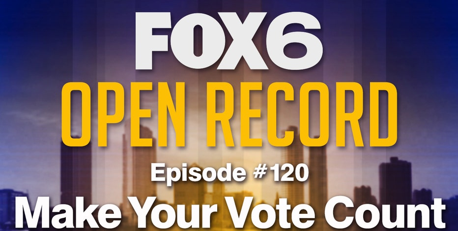 Open Record: Make your vote count