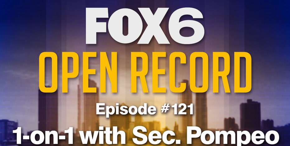 Open Record: 1-on-1 with Sec. Pompeo