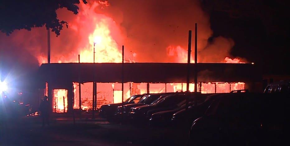 Kenosha unrest, arson: 4 indicted for 2020 crimes