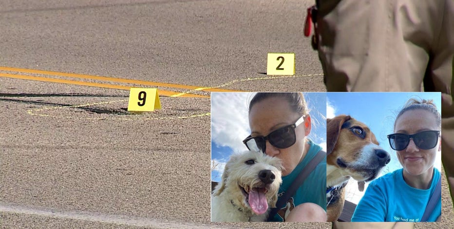 'Unprovoked:' Accelerant thrown on woman walking dogs in Waukesha