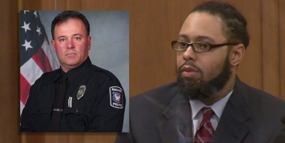 'That wasn't me:' Racine officer's accused killer testifies