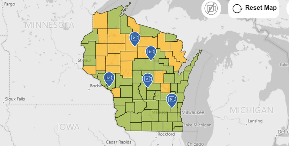 Just released: Travel Wisconsin's 2020 Fall Color Report 🍂