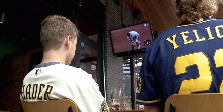 'I'll always cheer for them:' Fans look forward to Brewers' postseason