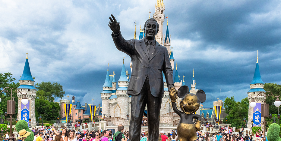 Disney World reveals hours for New Year's Eve