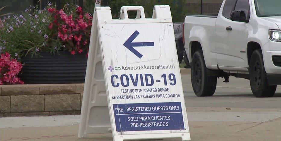 COVID-19 surge strains Wisconsin hospitals' capacity, officials say