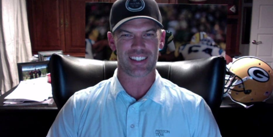 Mason Crosby: Packers 'hitting on all cylinders' 2 weeks in
